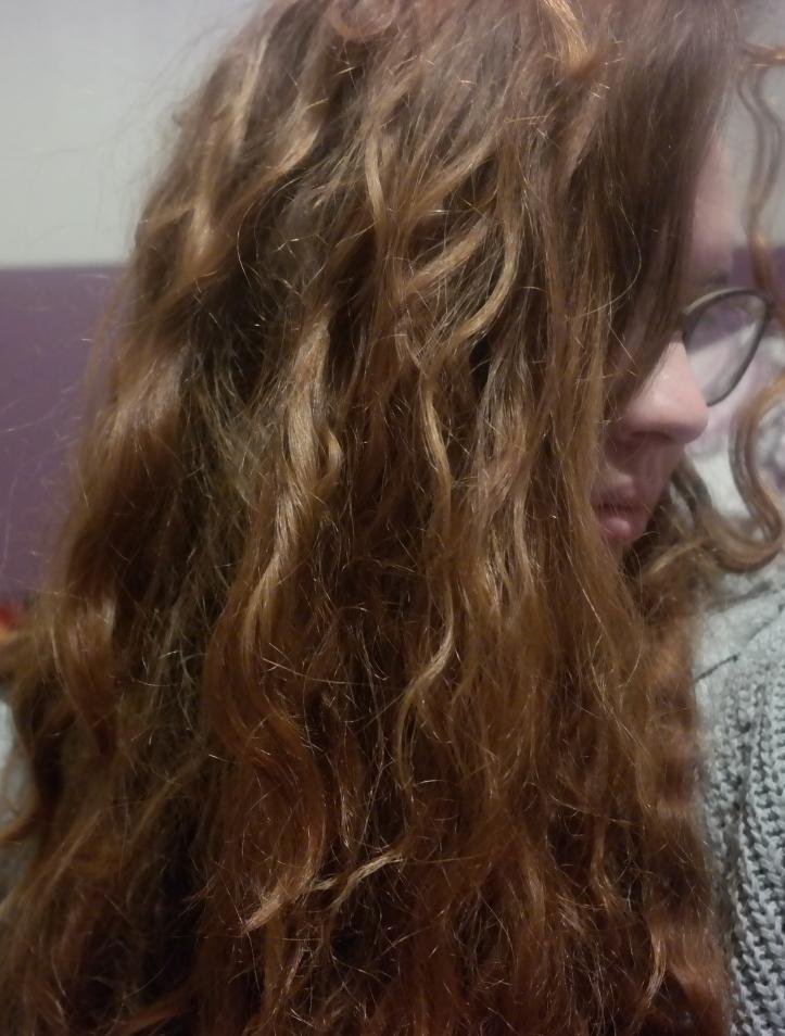 Apres shampoing aussi cheveux doux