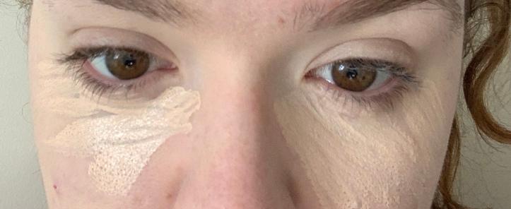 Tarte cosmétique correcteur