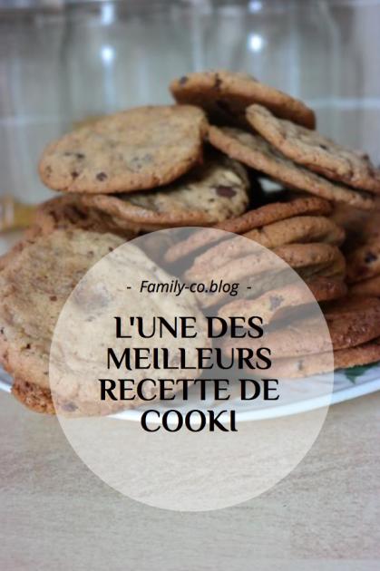 cooki recette