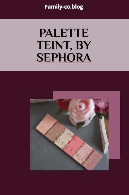 revue palette sephora