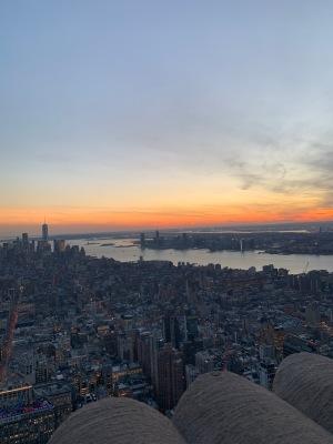 NYC soleil